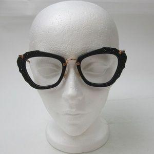 fdd2ebfb0335 Miu Miu Accessories - Frame Only Miu Miu SMU 13N Sunglasses Italy OLN444